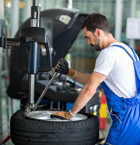 Garage montage pneus Dieppe